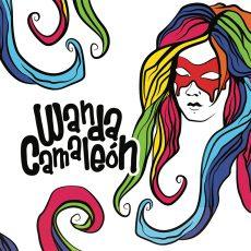 estudio de grabación - Wanda camaleón