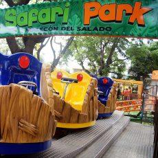 estudio de grabación - safari park